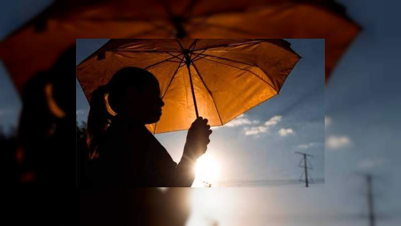 Onda de calor y altas temperaturas continuarán afectando al país