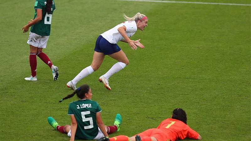 Tri Femenil Sub-20, humillado y eliminado del Mundial por Inglaterra