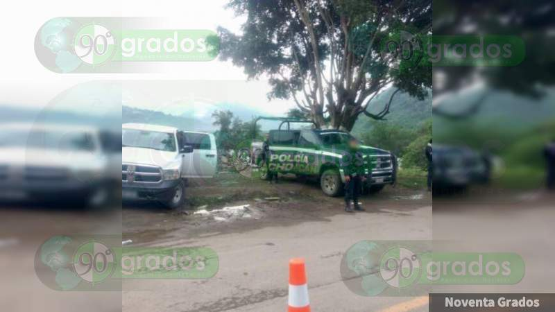 """Capturan a """"Don Gil"""" presunto operador criminal en Gabriel Zamora, Michoacán"""
