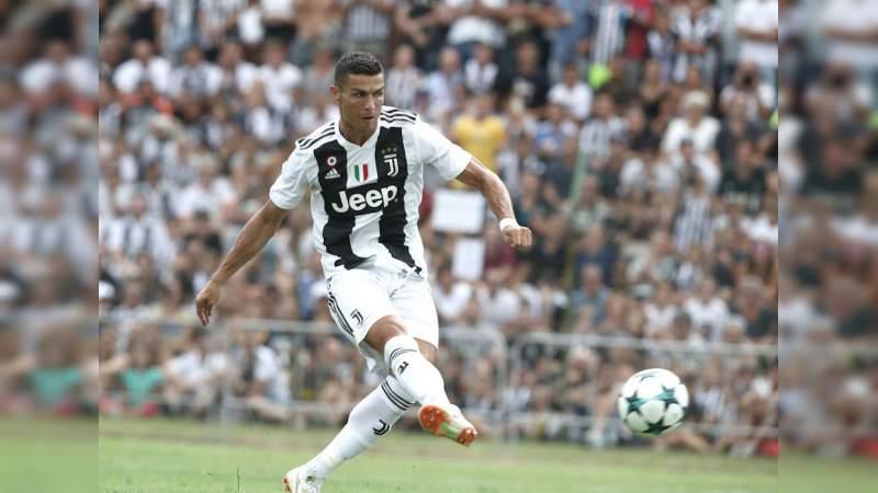 Cristiano Ronaldo debuta con gol en la Juventus tras su salida del Real Madrid