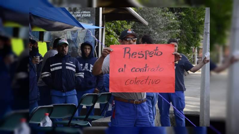 Definitivo, huelga del OOAPAS será resuelta por Raúl Morón: STAOOAPAS