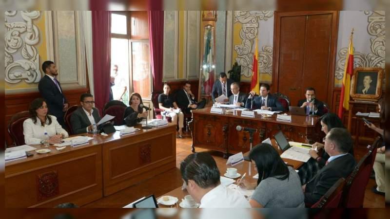 SIDEMM logra mismos derechos y salarios que el SEMACM: Cabildo de Morelia lo Autoriza