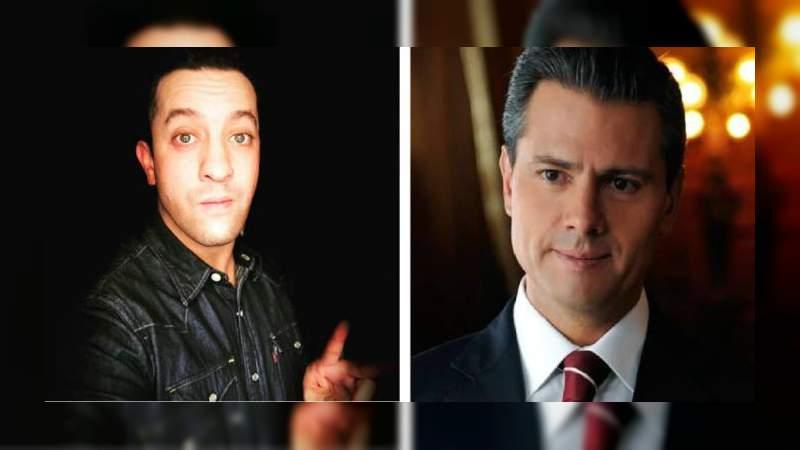 Peña Nieto le contesta a Chumel Torres