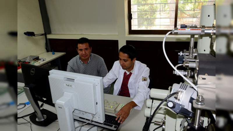 Investigador nicolaita recibirá reconocimiento por Mérito a la Investigación Científica e Innovación Tecnológica