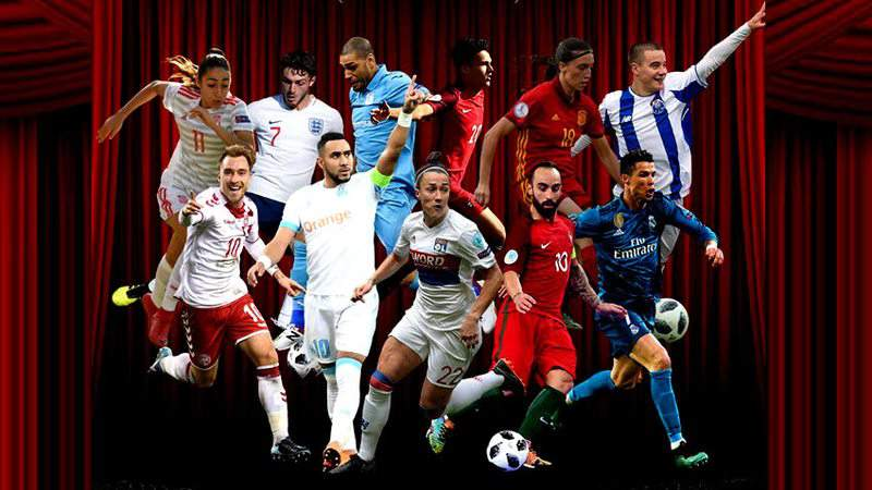 UEFA dio a conocer a los nominados al mejor de la temporada