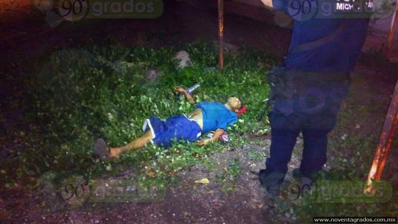 Lo asesinan motosicarios en Taxco de Alarcón, en Guerrero