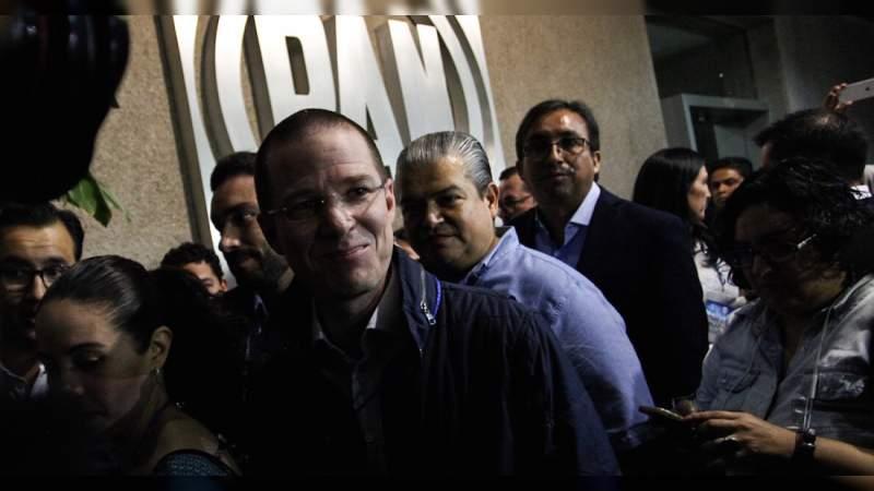 La PGR protegió a Ricardo Anaya: Ernesto Cordero
