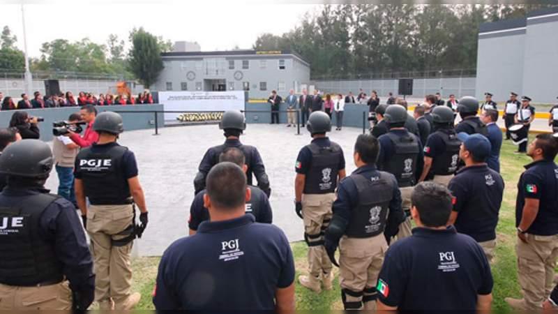 Empleados de la PGJ y SSP Michoacán marcharán este miércoles contra imposición de Fiscal General