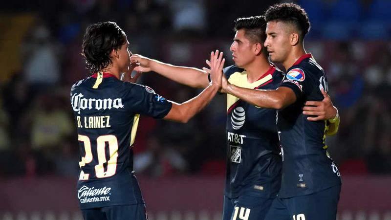 América goleó en la Copa MX y se acerca a los Octavos de Final