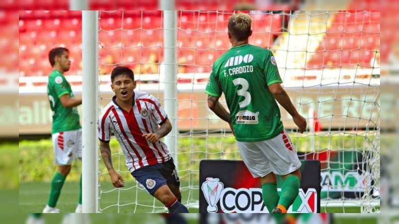Chivas sí gana en la Copa MX