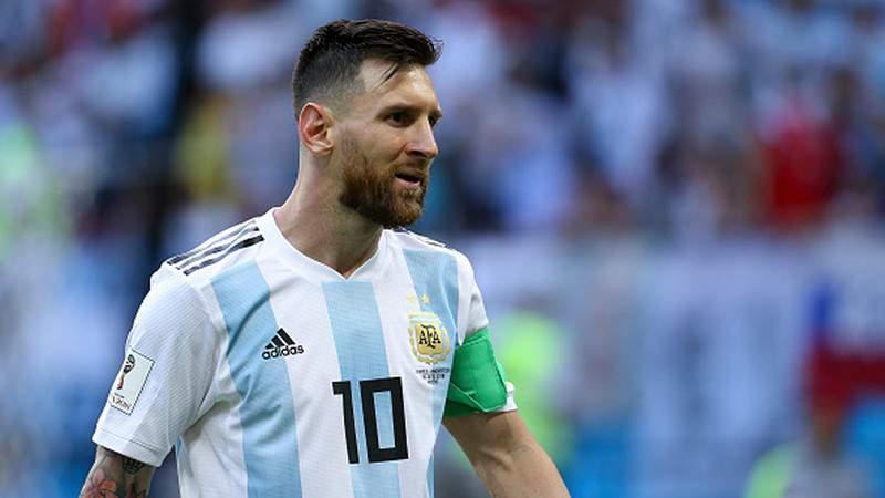 Messi no jugará partidos amistosos con la Selección de Argentina