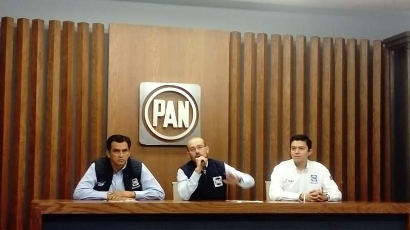 PAN sí firmará el Mando Único: José Manuel Hinojosa