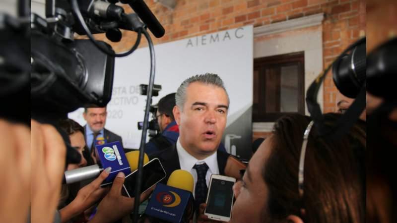 Concamin pide que México vaya más rápido en la competencia de industrialización