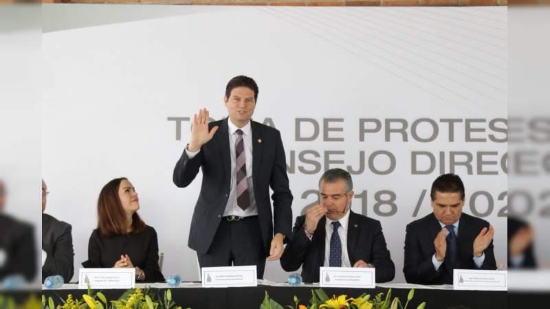 Gobierno Municipal trabajó de la mano con el sector empresarial: Alcalde Alfonso Martínez