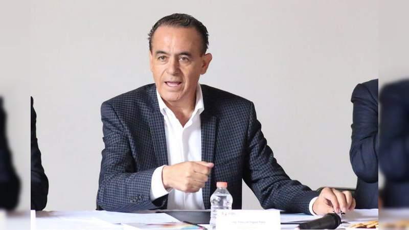 Gobierno estatal listo para fortalecer convenio de Mando Único: Sigala