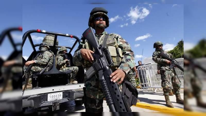 Enfrentamiento en Guanajuato y Jalisco dejó dos muertos, dos heridos y un detenido