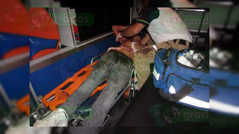 Un joven muere en una ambulancia al negársele atención médica en Zamora, Michoacán