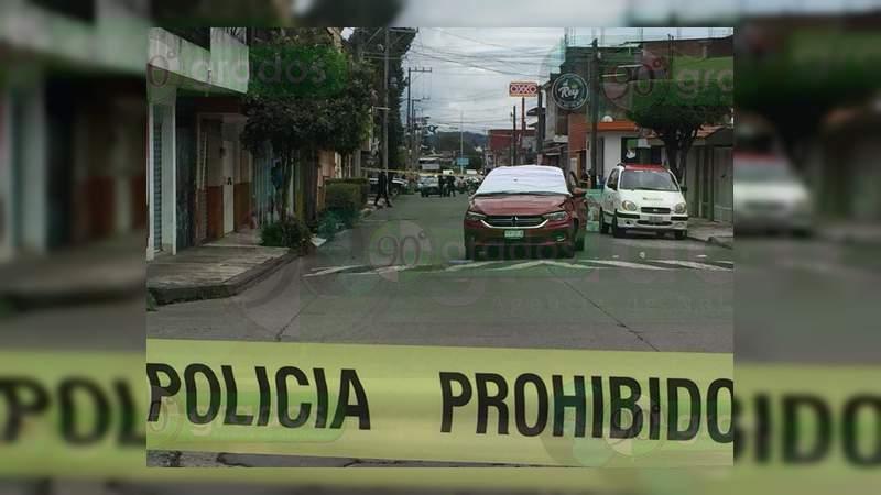 Ejecutan a tres personas en Uruapan
