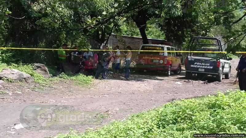 Ejecutan a mujer a balazos en Acámbaro, Guanajuato
