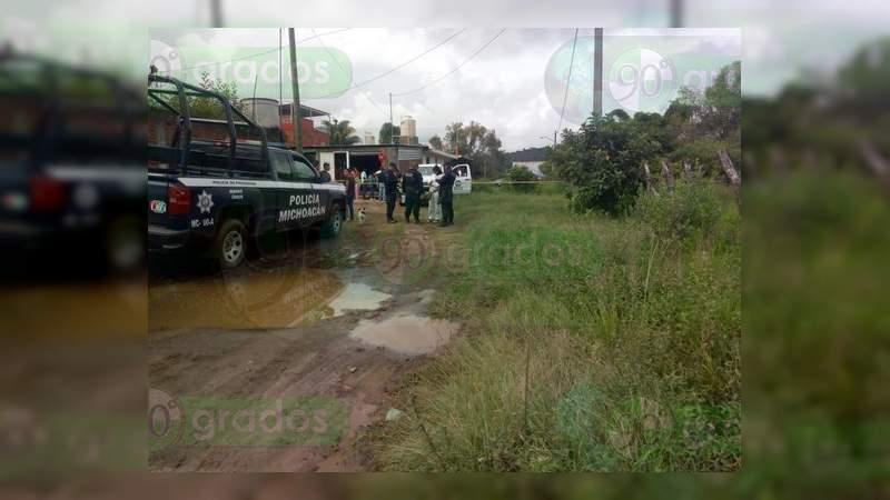 Torturan y degüellan a un hombre en Uruapan