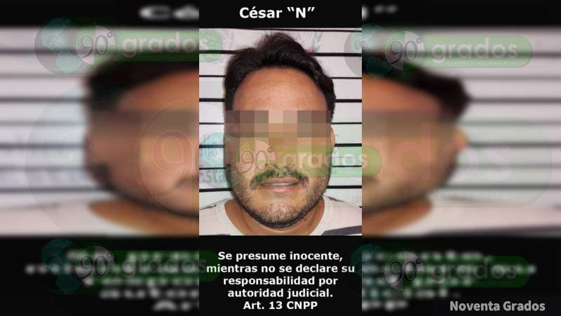 Detienen a El Marruecos, líder de Los Blancos de Troya con influencia en Guerrero y Morelos