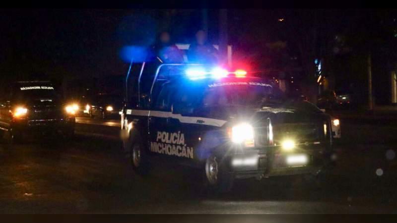 Atacan a tiros a director de SP de Santa Ana Maya, resulta herido