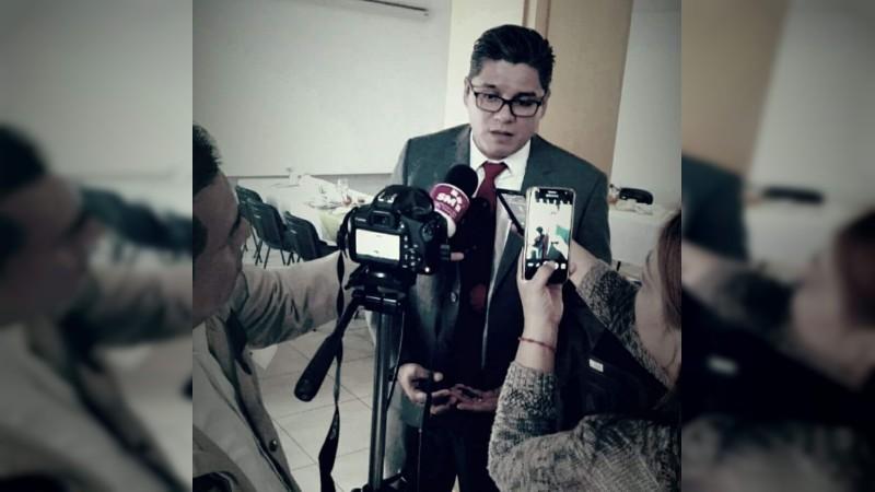 Neutral la administración de Martínez Alcázar: Colegio de Economistas del Estado de Michoacán