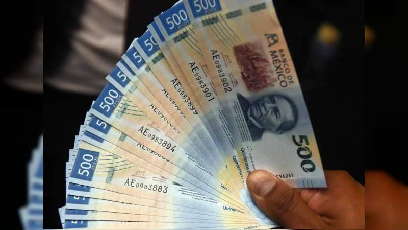 Circulación de nuevos billetes de $500 no obedece a una devaluación: CEEM