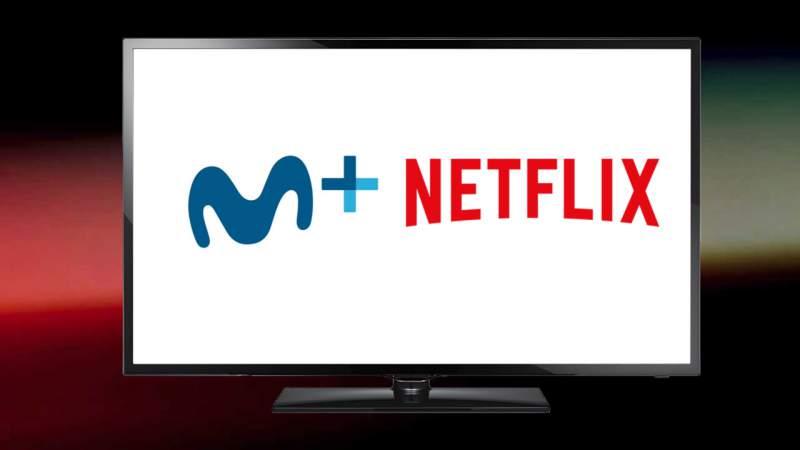 Movistar y Netflix anuncian acuerdo