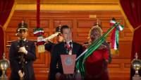 Enrique Peña Nieto da el último Grito de Independencia de su gobierno