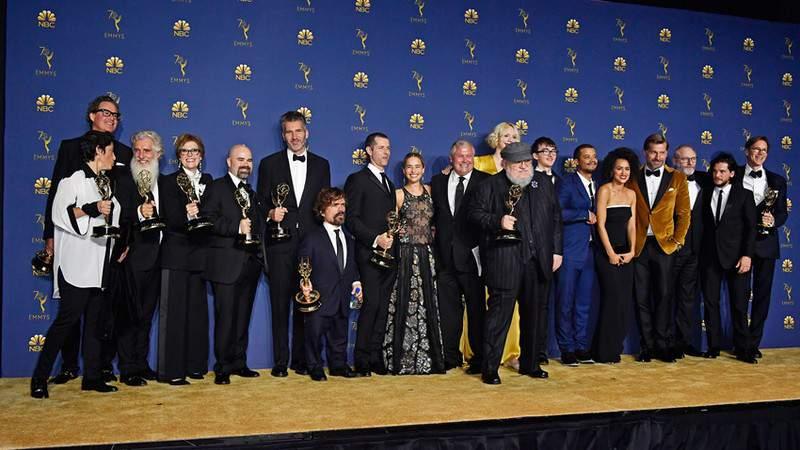 Game of Thrones se lleva el Emmy a Mejor Serie Dramática
