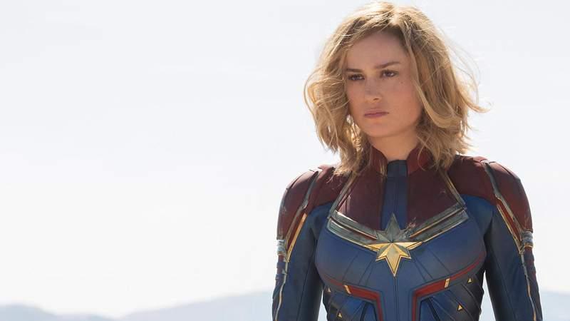 Este es el primer tráiler de la película 'Capitana Marvel'