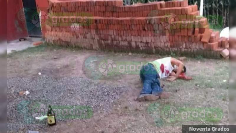 Sujetos armados asesinan a individuo en calles de Celaya, Guanajuato