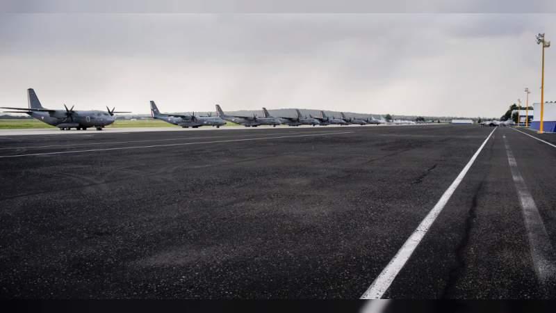 Aeropuerto en Santa Lucía se saturaría en cinco años: Canaero