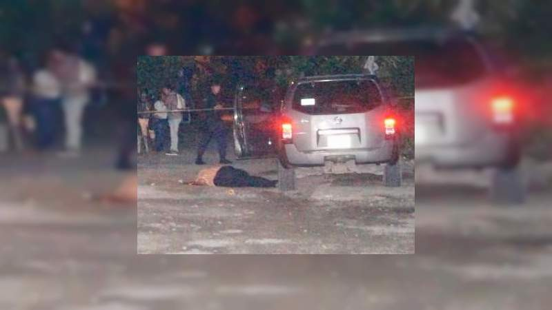 Asesinan a funcionario municipal en Lázaro Cárdenas, Michoacán