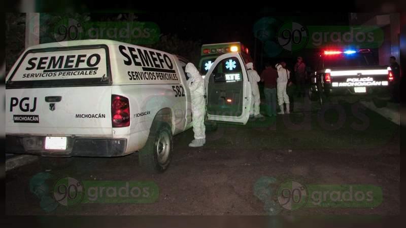 No cesa la muerte en Zamora; autoridades, omisas ante el crimen organizado