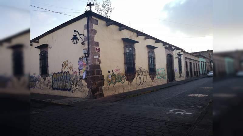 Vecinos del Centro de Morelia exigen clausura de bar con licencia de Wilfrido Lázaro Medina