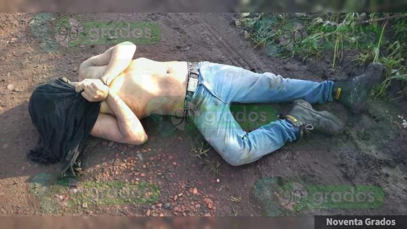 Hallan a hombre asesinado en Zamora, Michoacán