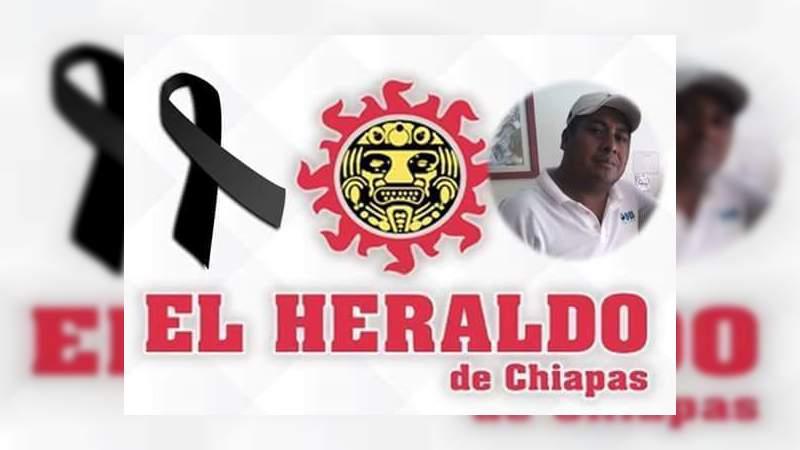 Asesinan a un periodista en Chiapas
