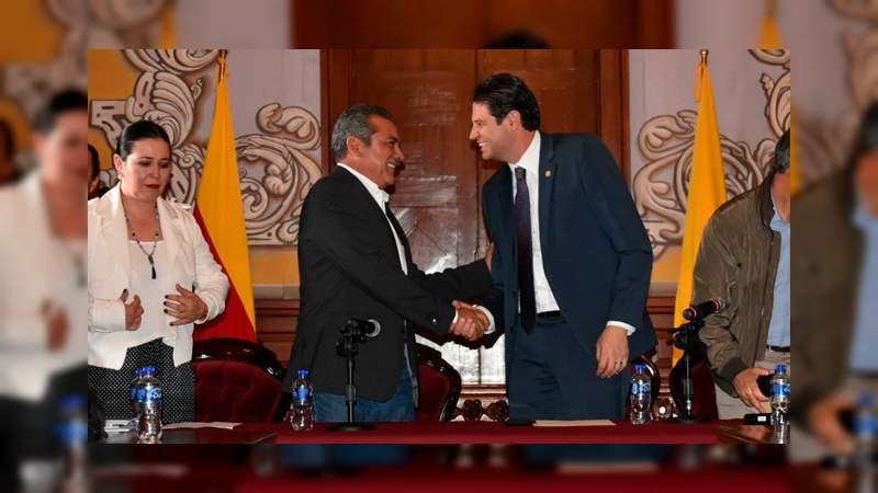 Alfonso Martínez hizo mal los trámites para que bajara el recurso económico ante la federación