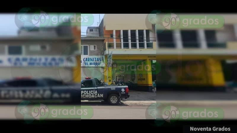 Asesinan a balazos a un joven en Jacona, Michoacán
