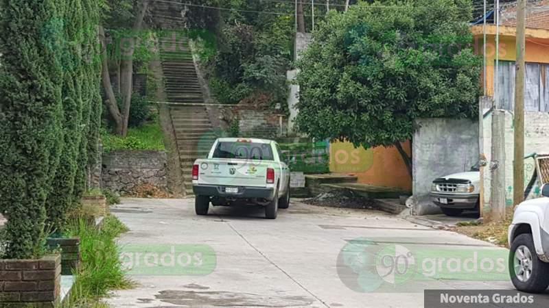 Asesinan a balazos a un hombreen Morelia, Michoacán