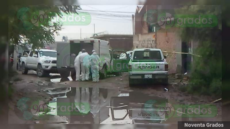 Lo ejecutan cuando llegaba a su casa en Celaya, Guanajuato