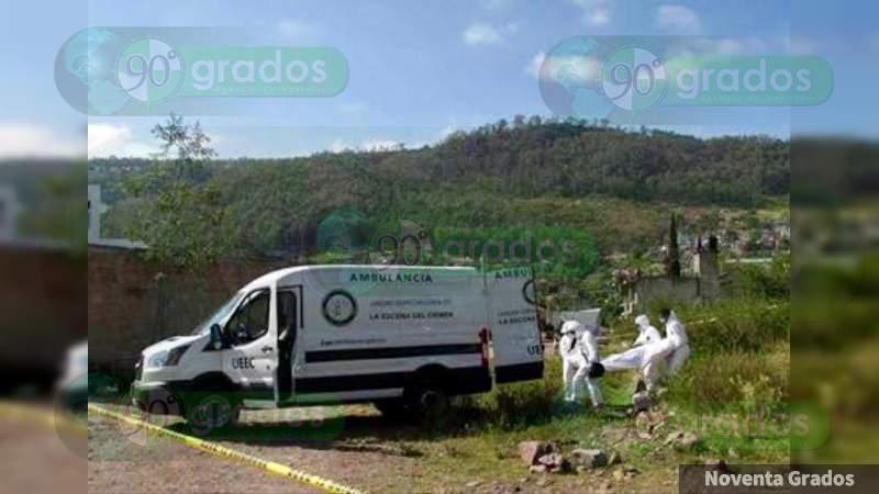 Matan a dos mujeres en Uruapan, Michoacán