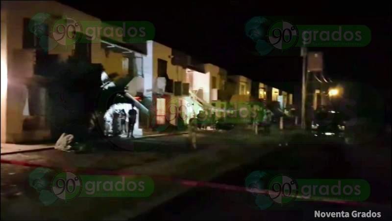 Asesinan a joven en las puertas de su domicilio en Zamora, Michoacán