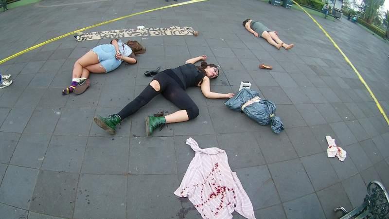 Llega a 121 mujeres asesinadas en el año en Michoacán
