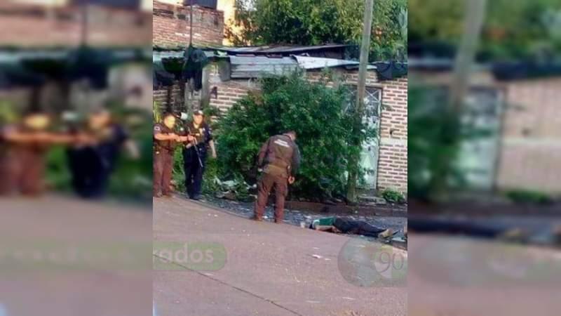 Hombre secuestrado es encontrado muerto en Sahuayo