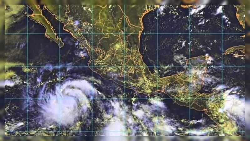 """Provocará Tormenta Tropical """"Rosa"""" lluvias intensas: Segob"""