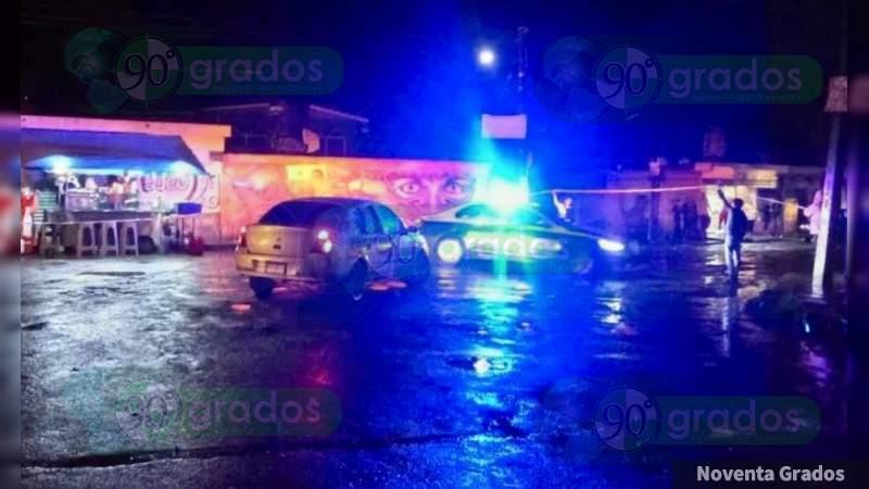 Asesinan a mujer en Morelia, Michoacán