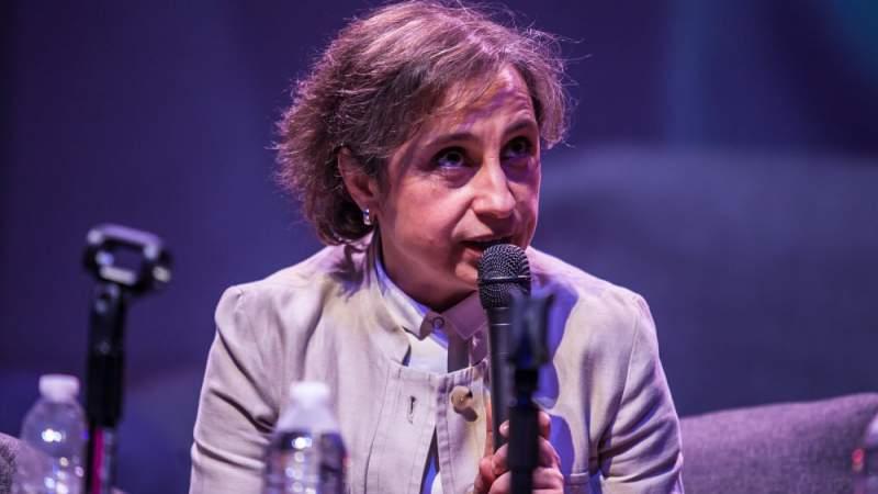 Volverá Carmen Aristegui a la radio en octubre